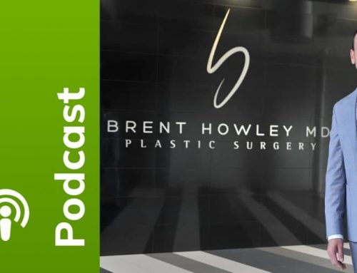 Dr Brent Howley Podcast: Episode 1 – Why Plastic Surgery?